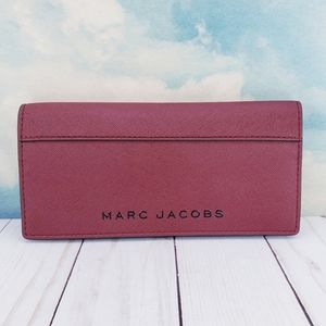 Marc Jacobs Branded Snap Wallet